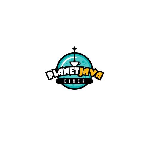 Logo for retro diner