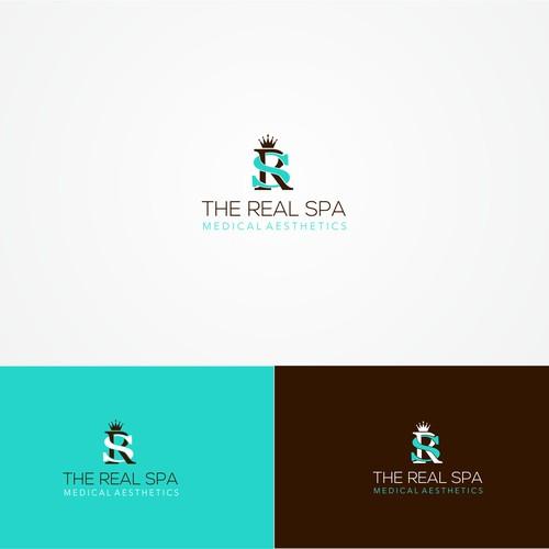 Elegant logo for medical aesthetisc