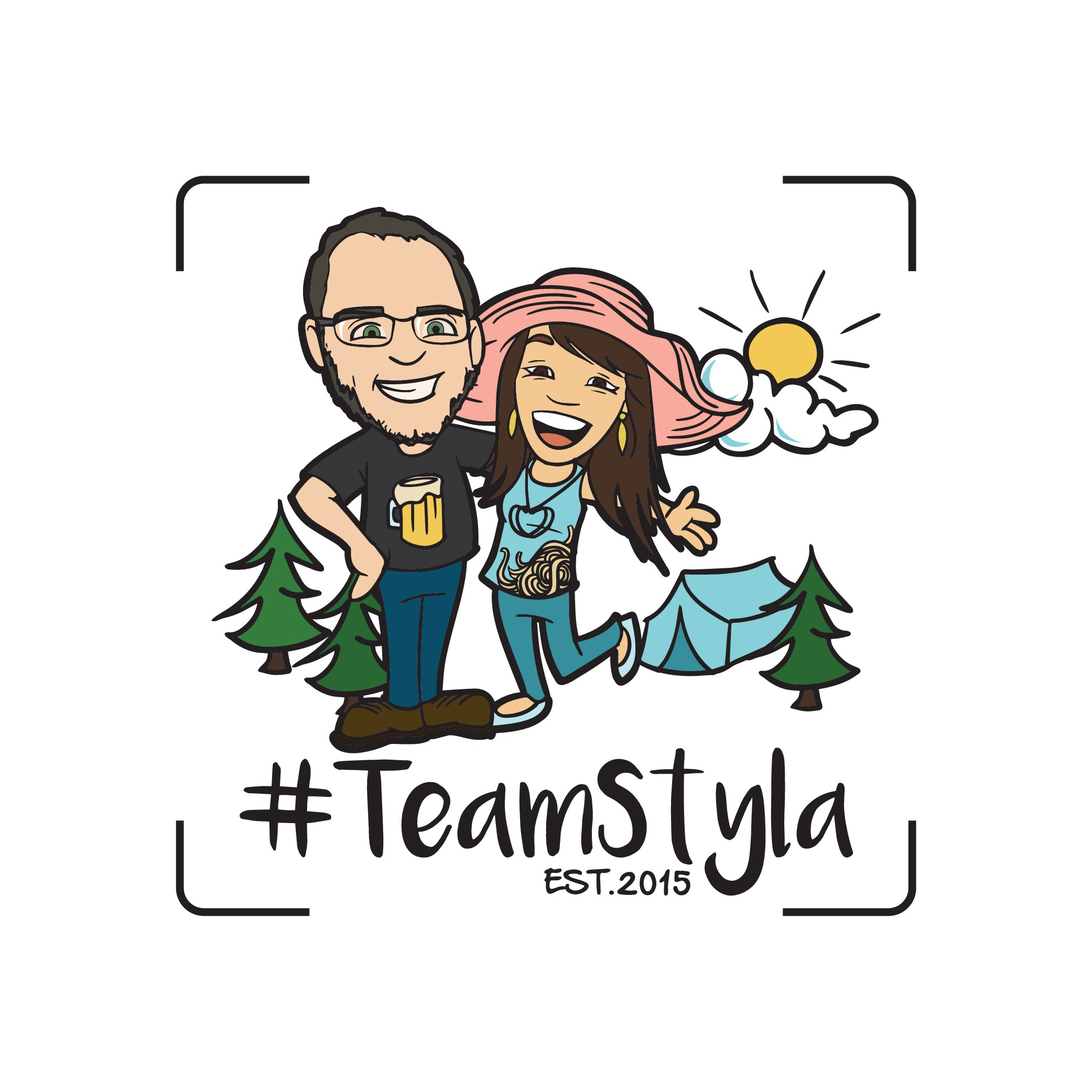 Create a logo to uplift a small family & community #TeamStyla