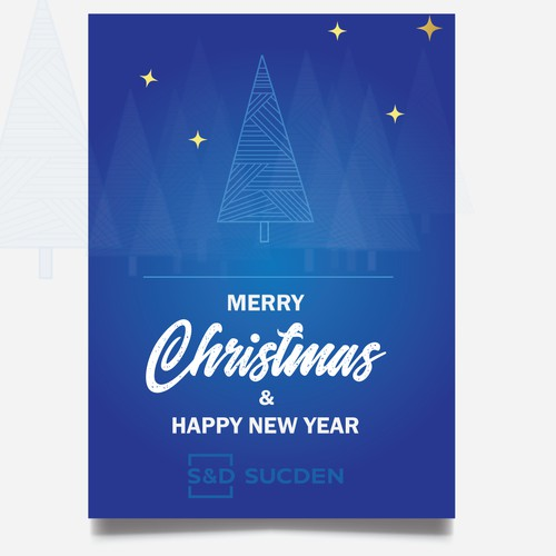 Card for Holidays