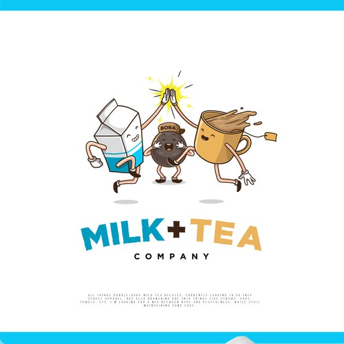Milk + Tea Company
