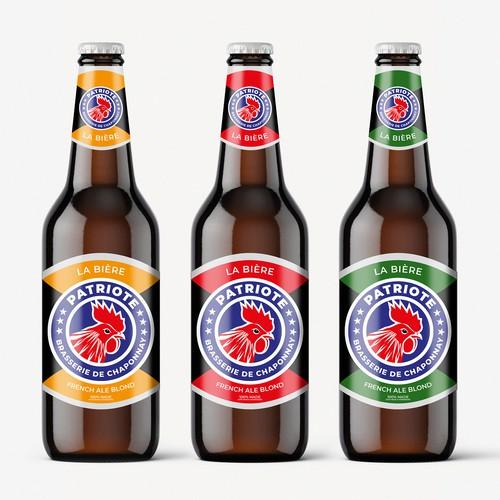 Craft brewery - Create a Modern Label
