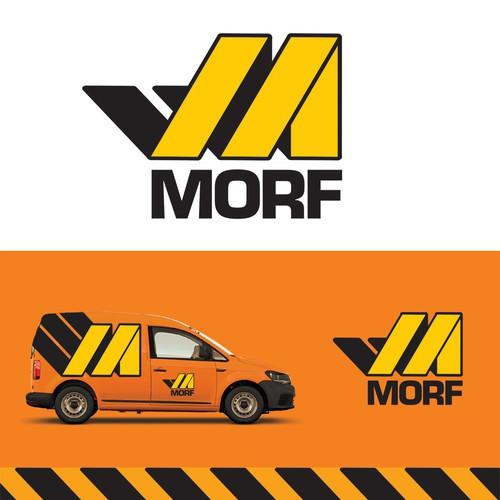 Logo para empresa de sinalização de rodovia