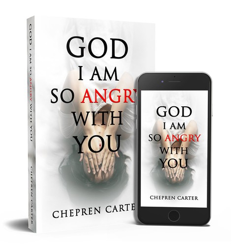 God I Am So Angry With You - Book Cover