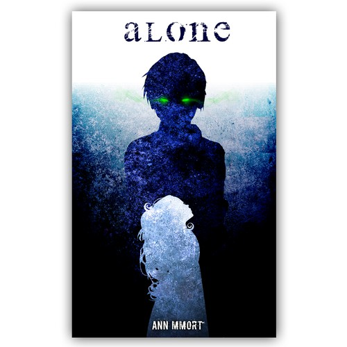 Haunting cover for an E-book