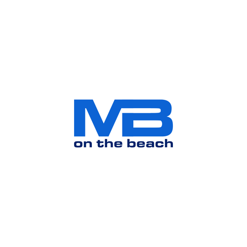 MB on the beach