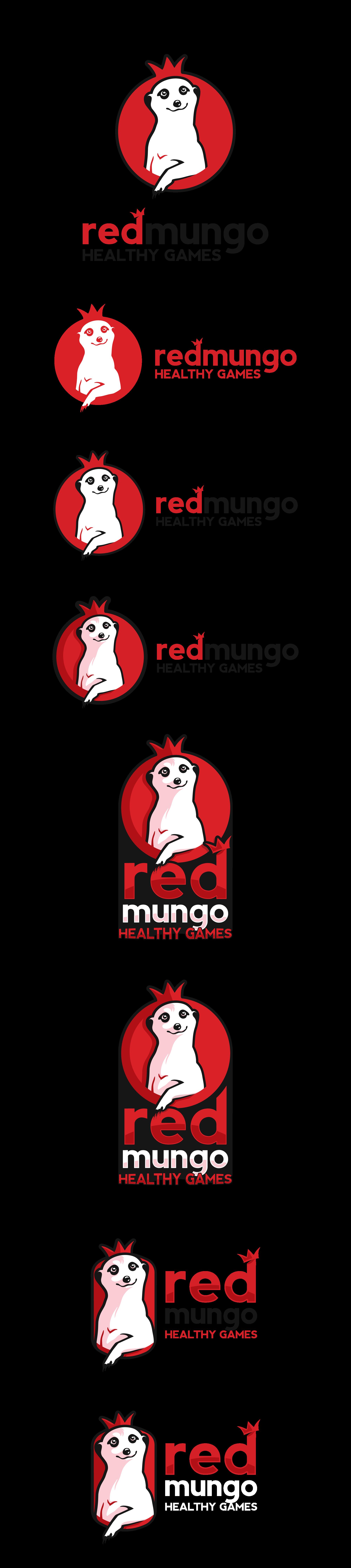 Redmungo Gaming Developer Logo Contest
