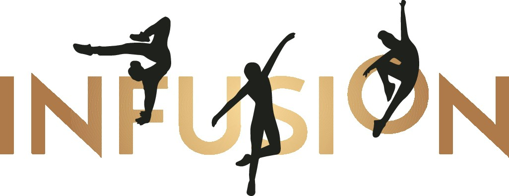 Dancin' on the Border Presents: Infusion - new and improved logo