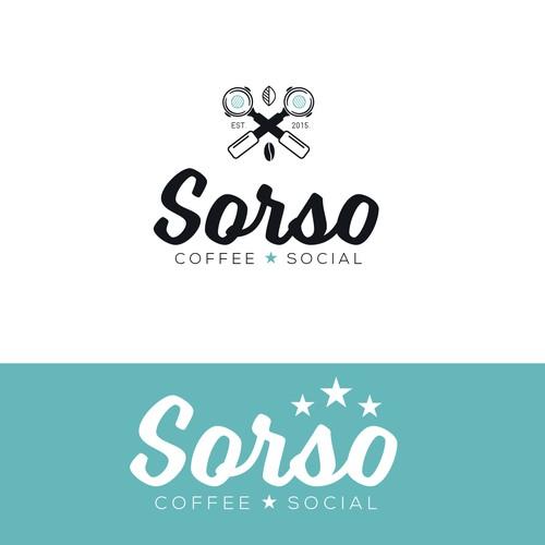 Sorso cafe logo