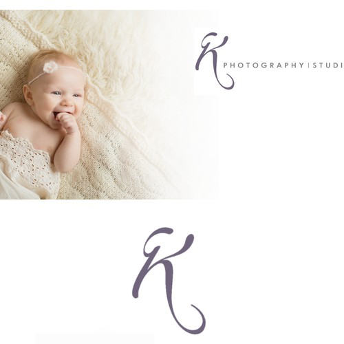 Logo creation for high end boutique photo studio.
