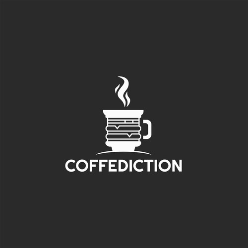 COFFEDICTION LOGO