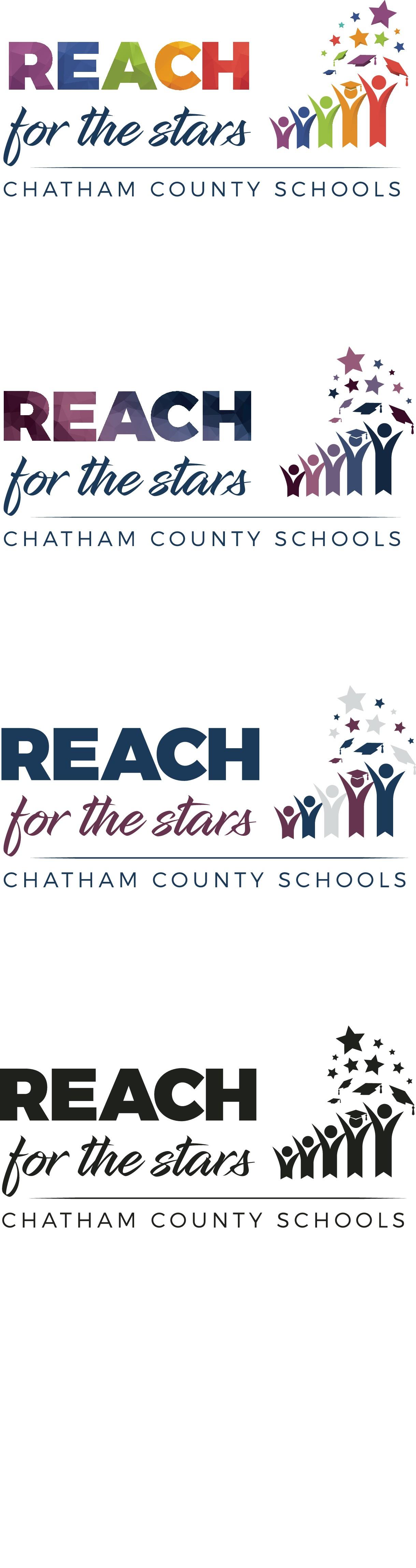 reach for the stars - logo