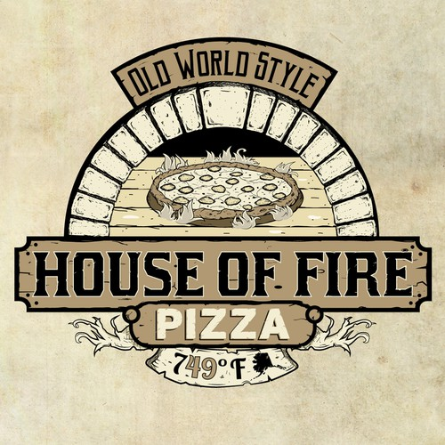 House Of Fire Pizza
