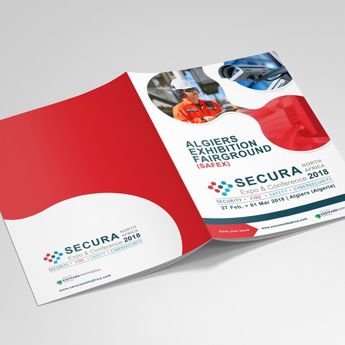 Security Brochure design