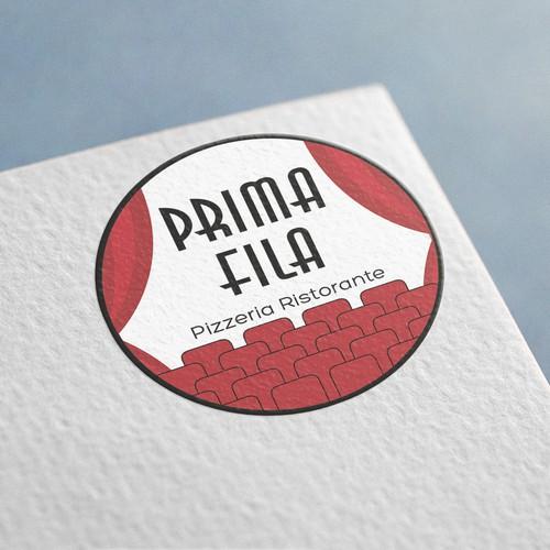 Prim Fila Logo Embossing