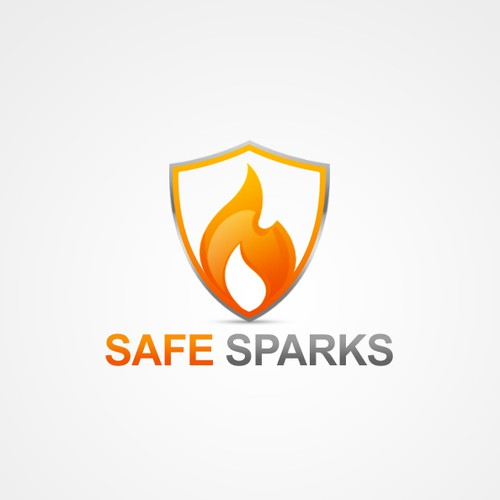 Logo for an industry that manufactures gloves for fire protection