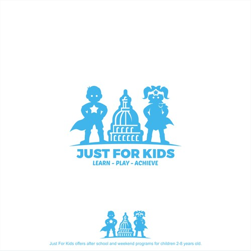 Logo for Just For Kids