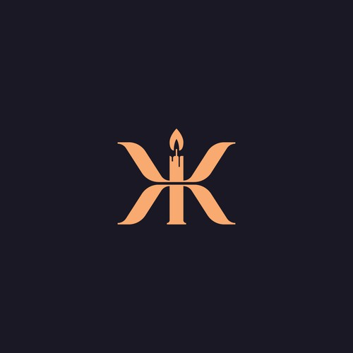 Design a simple & elegant candle/diffuser logo