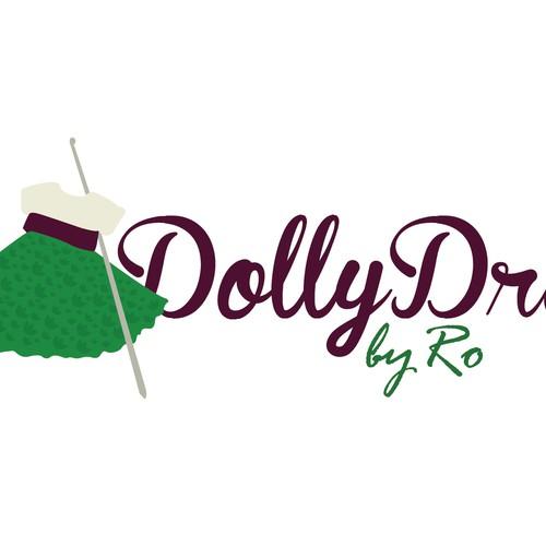 Crear un diseño de logotipo para DollyDressbyRo