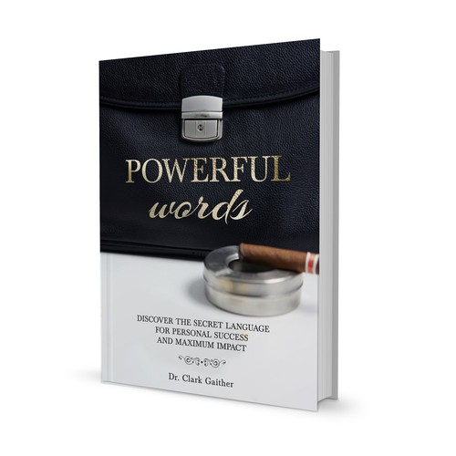 Powerful Words - Design the Book Cover for Upcoming Launch!