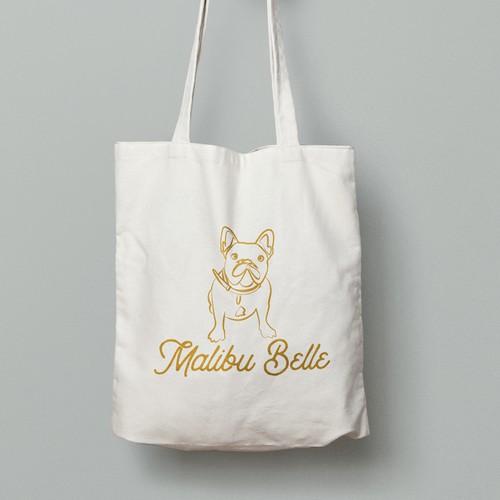 Malibu belle logo