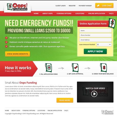 Oopsfunding.com