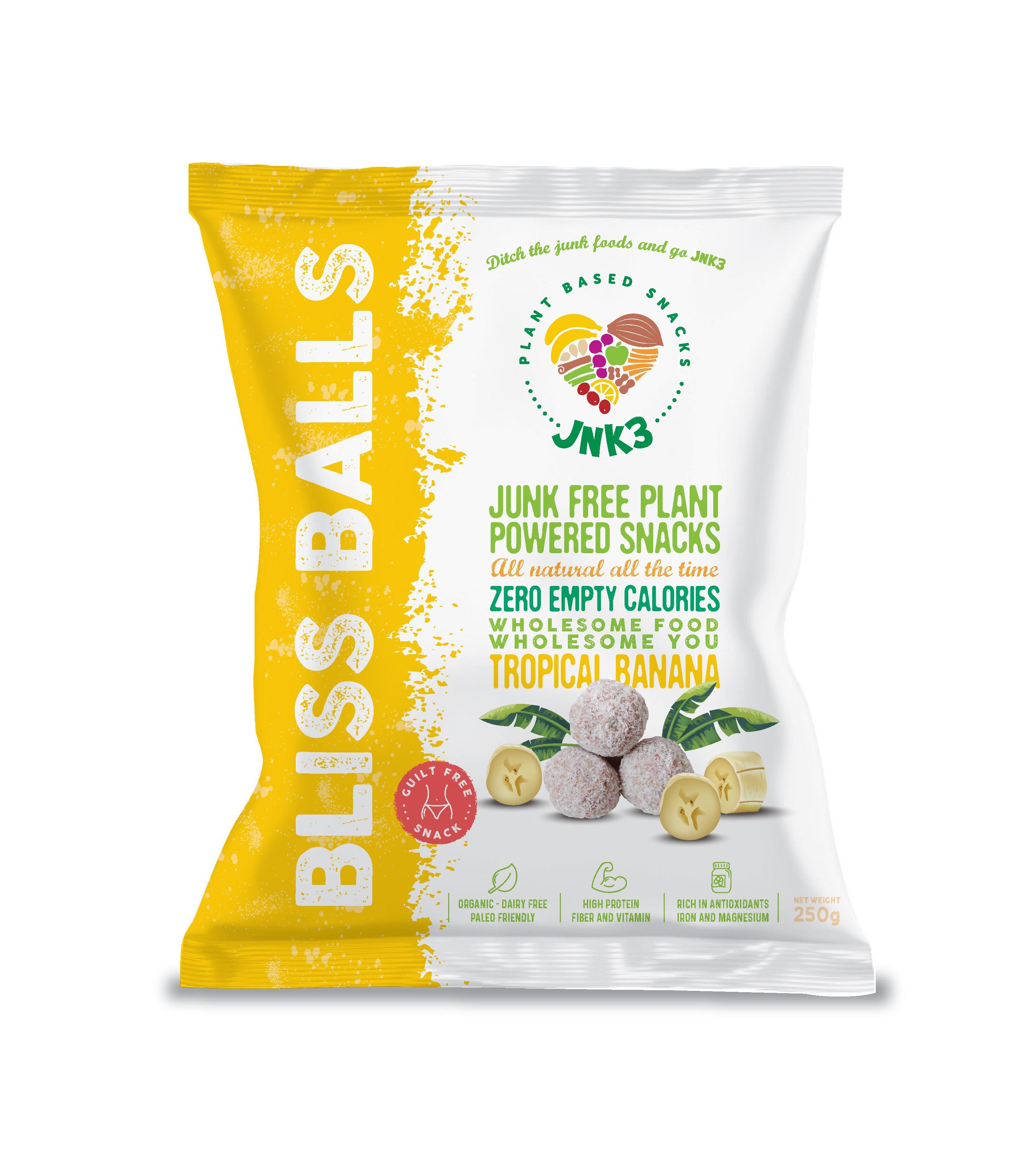 Jnk3 plant based snacks