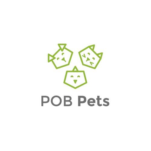Pet store logo