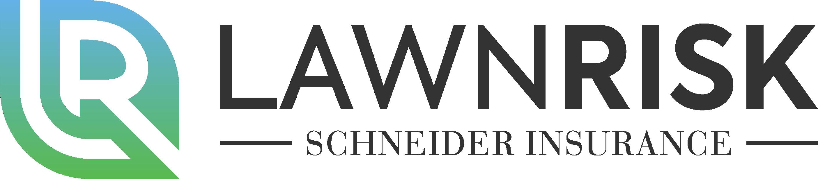 Lawnrisk logo design