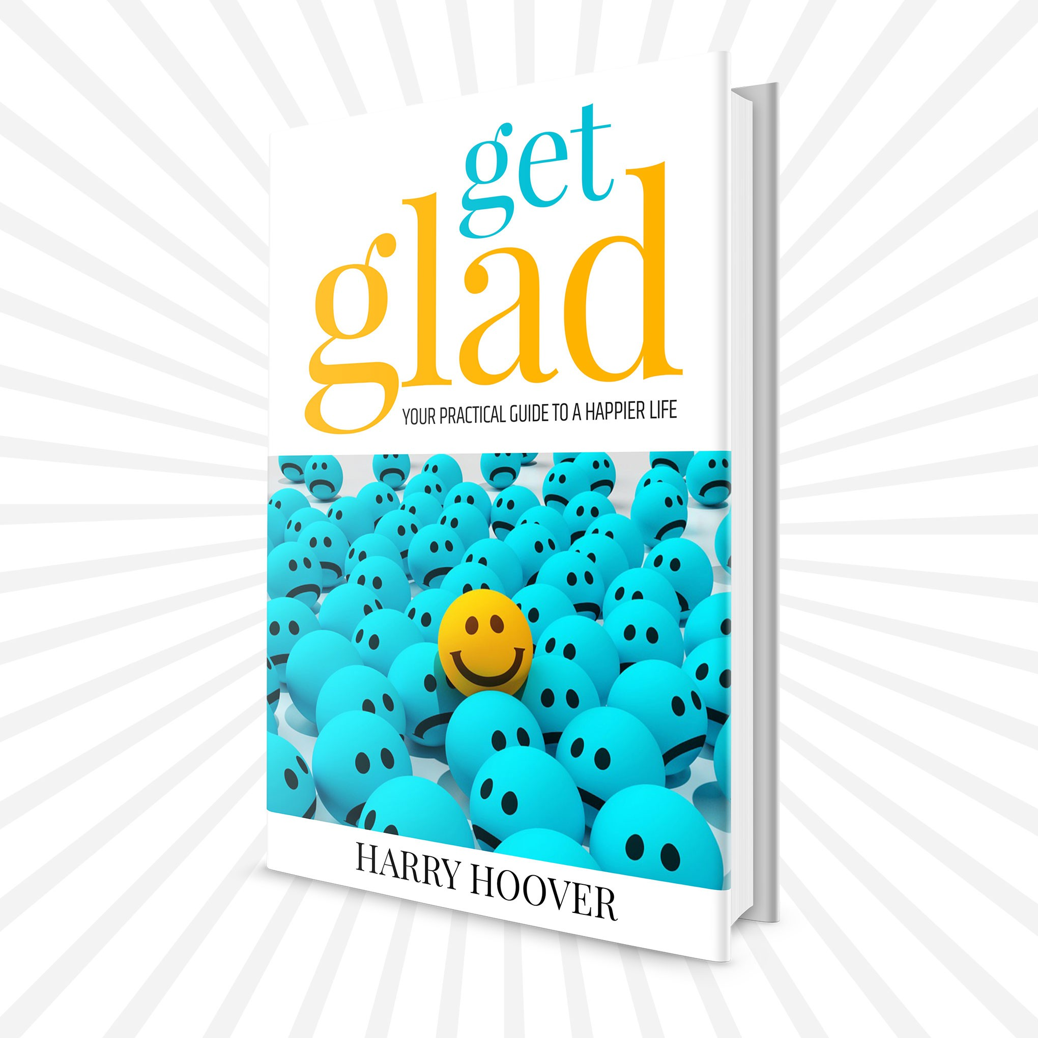 Create an eye-catching cover design for a nonfiction, life-changing self-improvement book.