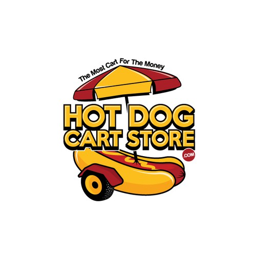 HOT DOG CART STORE