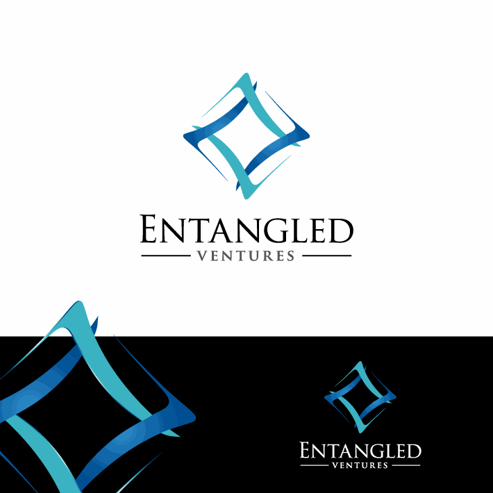 Create an awesome logo for entangled ventures
