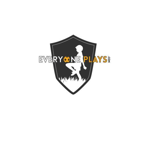Soccer Charity Logo