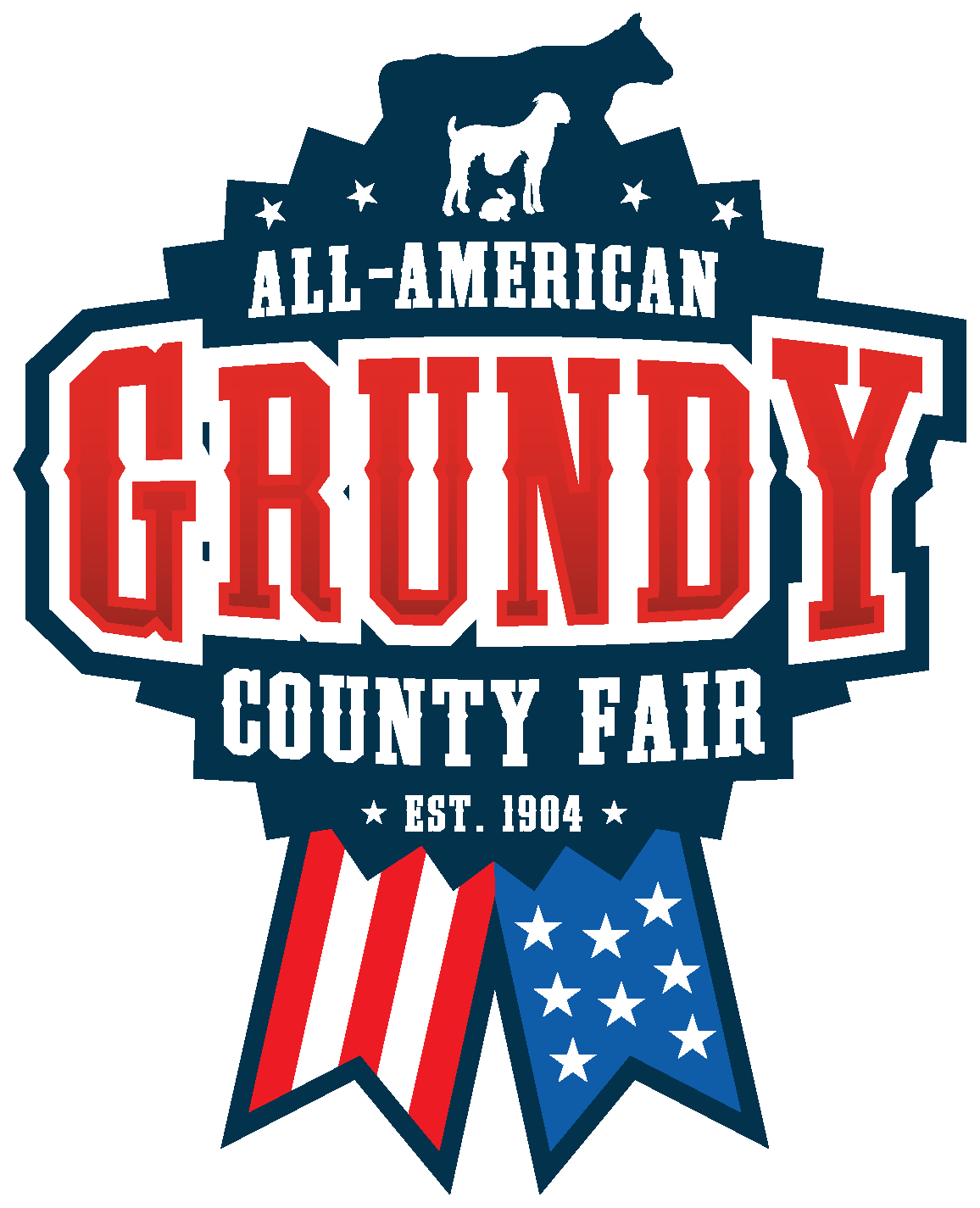 Help bring people to our fair with a new Grundy County Fair Logo