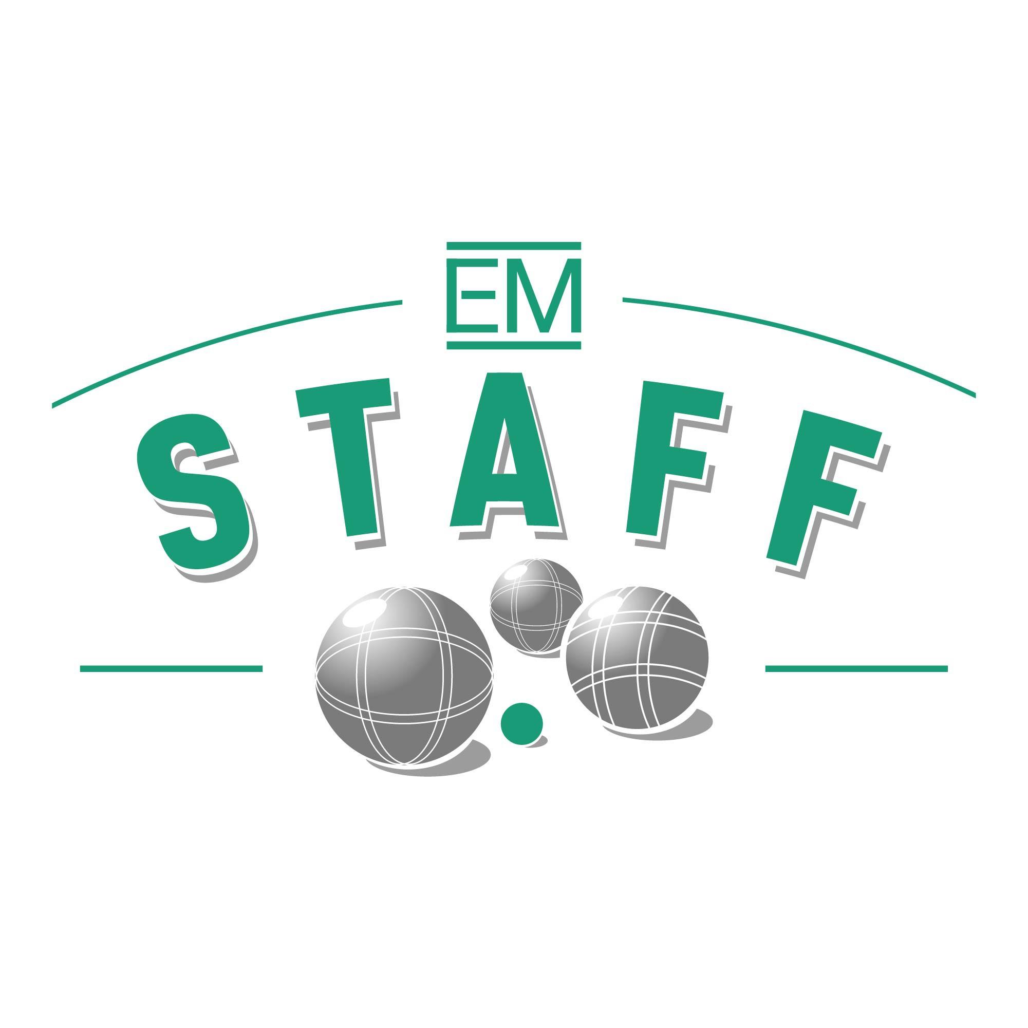 Logo design et dynamique pour un tournoi de pétanque