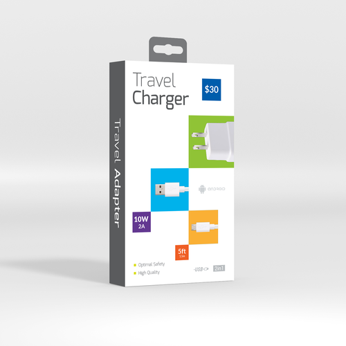Travel Charger - USB Adapter