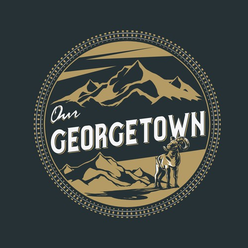 GeorgeTown Logo for visitors