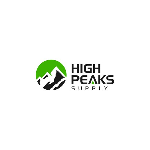 Logo for High Peaks Supply