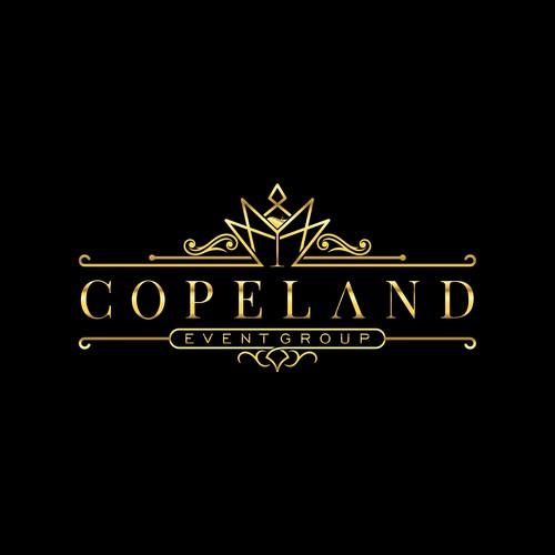 Design a sheik and sexy logo for Copeland Event Group