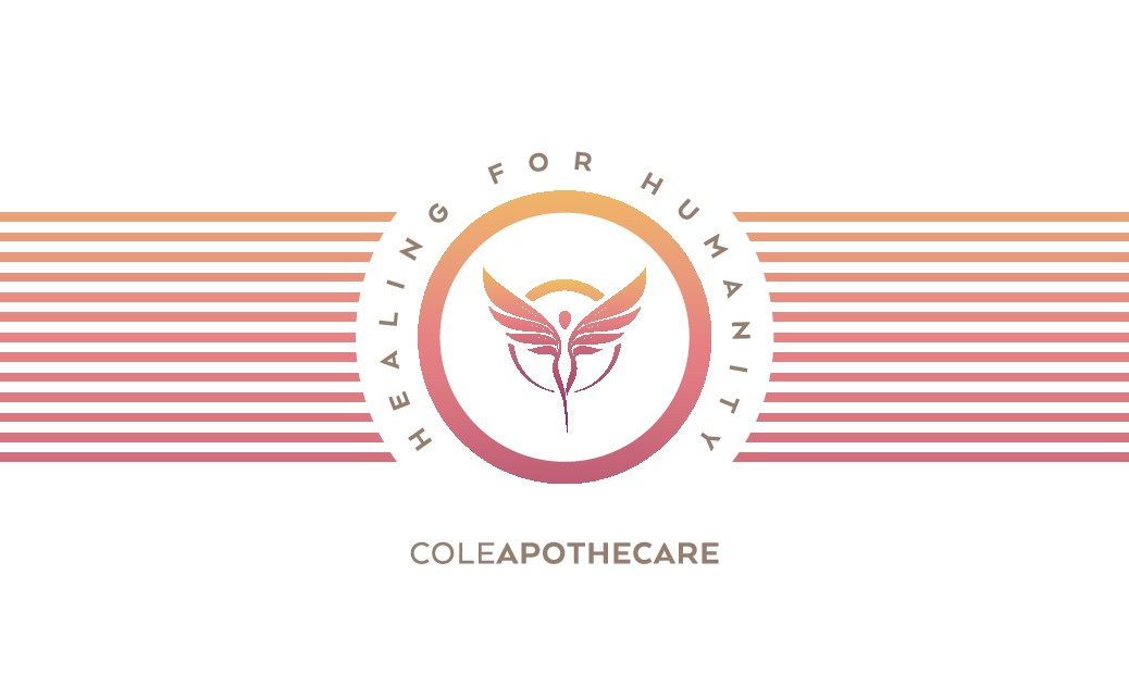 Business card cole apothecare