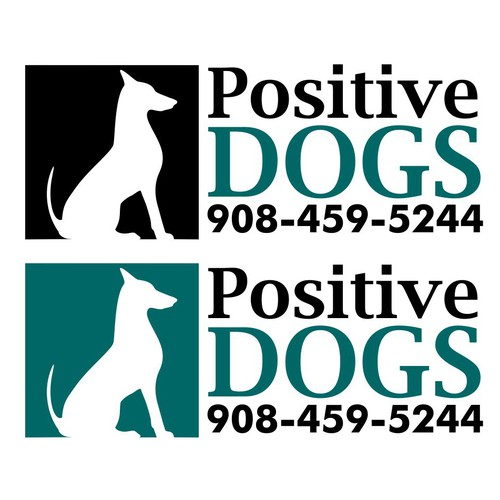 Logo for Positive DOGS