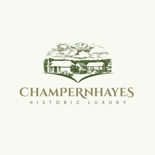 Logo for Champernhayes Luxury Holiday Cottages