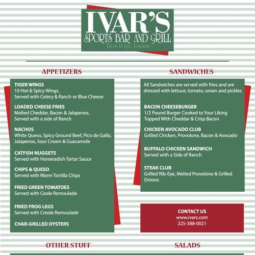 IVAR'S Sports Bar & Grill