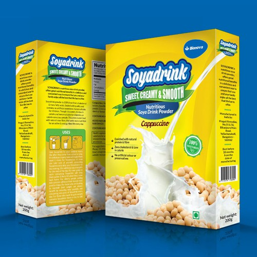 Soya Milk Powder Packaging