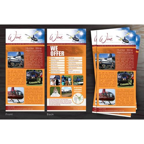 Hunter Winde Brochure Design