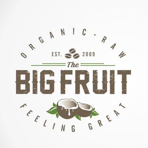 TheBigFruit Logo
