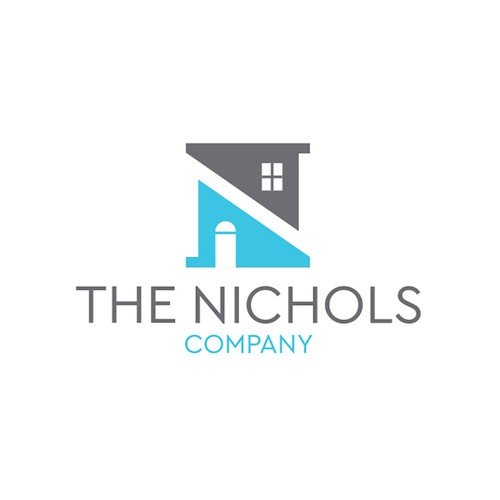 The Nichols Residential Construction Logo