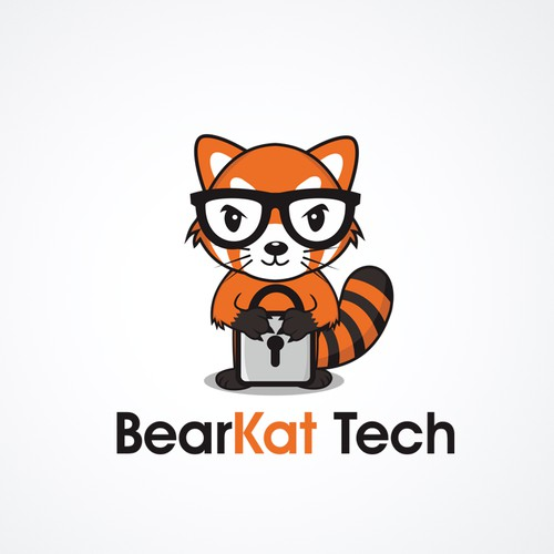 Design logo for Bearkat Tech