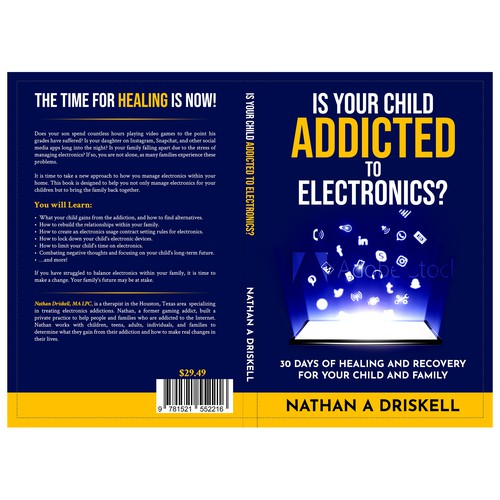 Book and eBook Cover