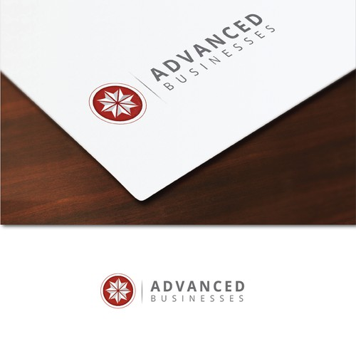 Logo for Advanced Businesses